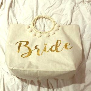 Shiraleah Bride Tote